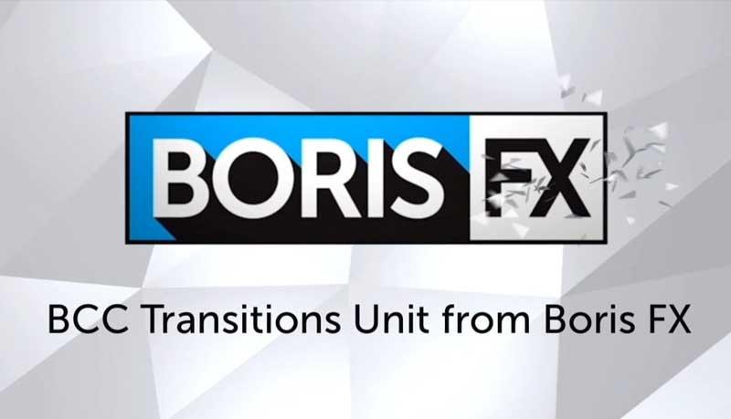 Boris FX For After Effects Premiere - Boris FX For After Effects / Premiere