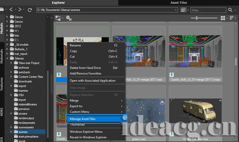 Project Manager - 3dmax项目管理插件Project Manager 3.09.15 Update