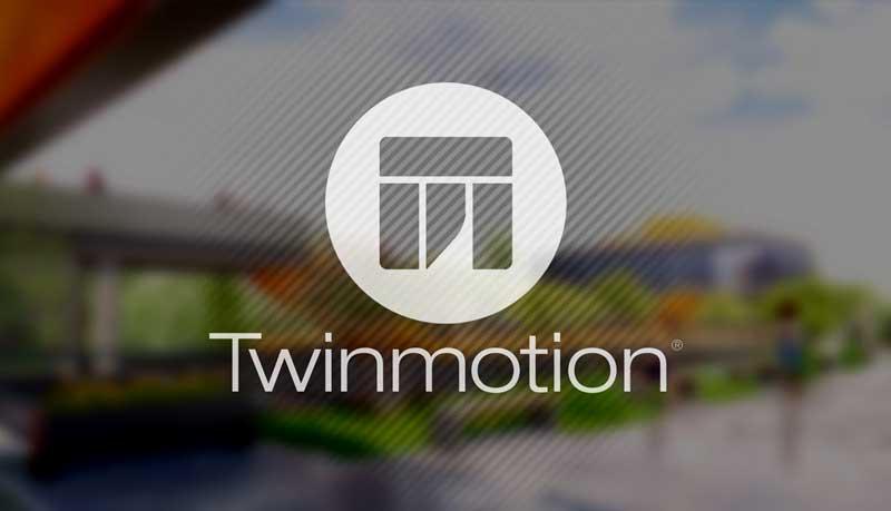 Twinmotion - Twinmotion 2018可视化建筑动画软件